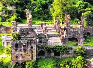 Vijayawada Kondapalli Fort