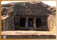 Vijayawada Mogalarajapuram Caves