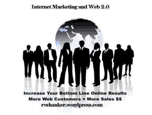 Internet Marketing and Web 2.0